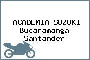 ACADEMIA SUZUKI Bucaramanga Santander