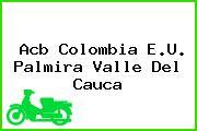 Acb Colombia E.U. Palmira Valle Del Cauca