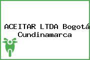 ACEITAR LTDA Bogotá Cundinamarca