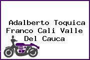 Adalberto Toquica Franco Cali Valle Del Cauca