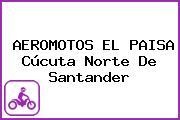 AEROMOTOS EL PAISA Cúcuta Norte De Santander