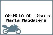 AGENCIA AKT Santa Marta Magdalena