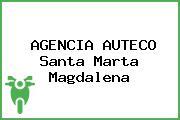 AGENCIA AUTECO Santa Marta Magdalena