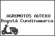 AGROMOTOS AUTEKO Bogotá Cundinamarca