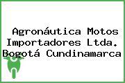 Agronáutica Motos Importadores Ltda. Bogotá Cundinamarca