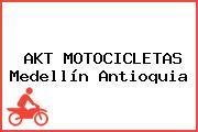 AKT MOTOCICLETAS Medellín Antioquia
