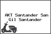 AKT Santander San Gil Santander