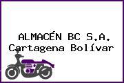 Almacén Bc S.A. Cartagena Bolívar