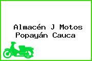 Almacén J Motos Popayán Cauca