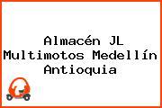 Almacén JL Multimotos Medellín Antioquia