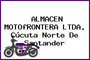ALMACEN MOTOfRONTERA LTDA. Cúcuta Norte De Santander