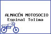 ALMACÉN MOTOSOCIO Espinal Tolima
