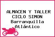 ALMACEN Y TALLER CICLO SIMON Barranquilla Atlántico
