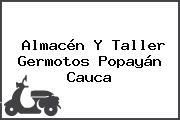 Almacén Y Taller Germotos Popayán Cauca