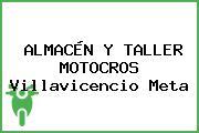 ALMACÉN Y TALLER MOTOCROS Villavicencio Meta