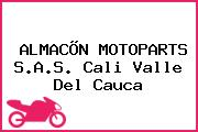 ALMACÕN MOTOPARTS S.A.S. Cali Valle Del Cauca