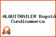 ALQUITRAILER Bogotá Cundinamarca