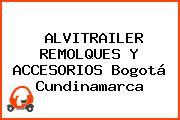 ALVITRAILER REMOLQUES Y ACCESORIOS Bogotá Cundinamarca