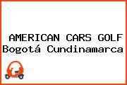 AMERICAN CARS GOLF Bogotá Cundinamarca