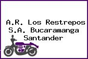 A.R. Los Restrepos S.A. Bucaramanga Santander