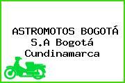 ASTROMOTOS BOGOTÁ S.A Bogotá Cundinamarca