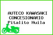 AUTECO KAWASAKI CONCESIONARIO Pitalito Huila