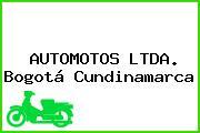 AUTOMOTOS LTDA. Bogotá Cundinamarca