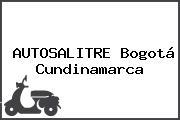 AUTOSALITRE Bogotá Cundinamarca