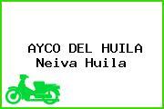 AYCO DEL HUILA Neiva Huila