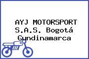 AYJ MOTORSPORT S.A.S. Bogotá Cundinamarca