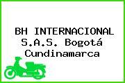 Bh Internacional S.A.S. Bogotá Cundinamarca