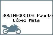 BONINEGOCIOS Puerto López Meta