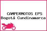 CAMPERMOTOS EPS Bogotá Cundinamarca