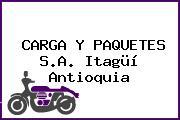 CARGA Y PAQUETES S.A. Itagüí Antioquia