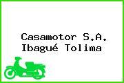 Casamotor S.A. Ibagué Tolima
