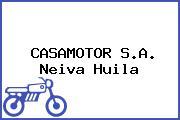 CASAMOTOR S.A. Neiva Huila