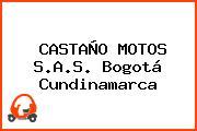 CASTAÑO MOTOS S.A.S. Bogotá Cundinamarca