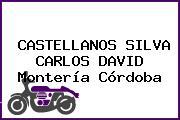 CASTELLANOS SILVA CARLOS DAVID Montería Córdoba