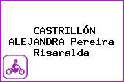 CASTRILLÓN ALEJANDRA Pereira Risaralda