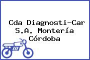 Cda Diagnosti-Car S.A. Montería Córdoba