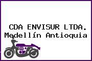 CDA ENVISUR LTDA. Medellín Antioquia