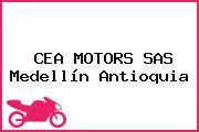 CEA MOTORS SAS Medellín Antioquia