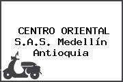 CENTRO ORIENTAL S.A.S. Medellín Antioquia