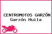 CENTROMOTOS GARZÓN Garzón Huila