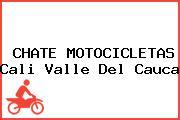 CHATE MOTOCICLETAS Cali Valle Del Cauca