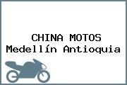 CHINA MOTOS Medellín Antioquia