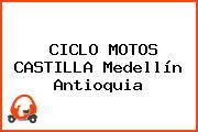 CICLO MOTOS CASTILLA Medellín Antioquia