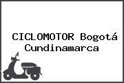 CICLOMOTOR Bogotá Cundinamarca