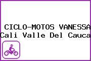 CICLO-MOTOS VANESSA Cali Valle Del Cauca