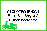 Ciclotransmovil S.A.S. Bogotá Cundinamarca